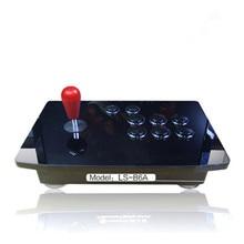 BS-B8B Fighting Stick Super Street Fighter Joystick,joypad computer game controller USB Interface handle Gamepads Zero Delay