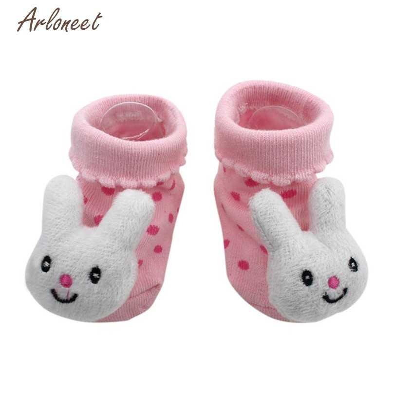 Hewan Gambar Kartun Bayi Baru Lahir Bayi Perempuan Anti Slip Kaus Kaki Sandal Sepatu Boots Panas Cute Drop Dikirim St21 Aliexpress