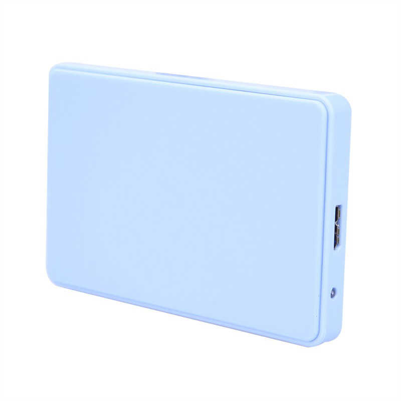 EDAL 2.5 بوصة قرص صلب المحمول مربع القرص الصلب ضميمة الخارجية USB 3.0 SATA HDD القرص المحمول حالة صندوق جديد