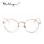Chifre de búfalo óculos oculos de sol feminino luxo Hombre círculo óculos de sol para mulheres dos homens de óculos de sol silhueta Cinza humor s1123