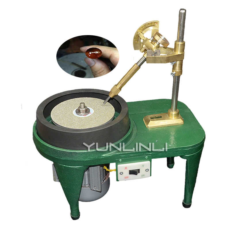 Gem Faceting Machine Jade Polishing Flat Grinding Machine Jewelry Jade Stone Angle Machine YY(BD)6312