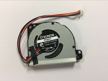 SSEA New Laptop CPU fan for Toshiba Portege Z830 Z835 Z930 Z935 Laptop CPU cooling Fan MF60120V1-C460-S9A