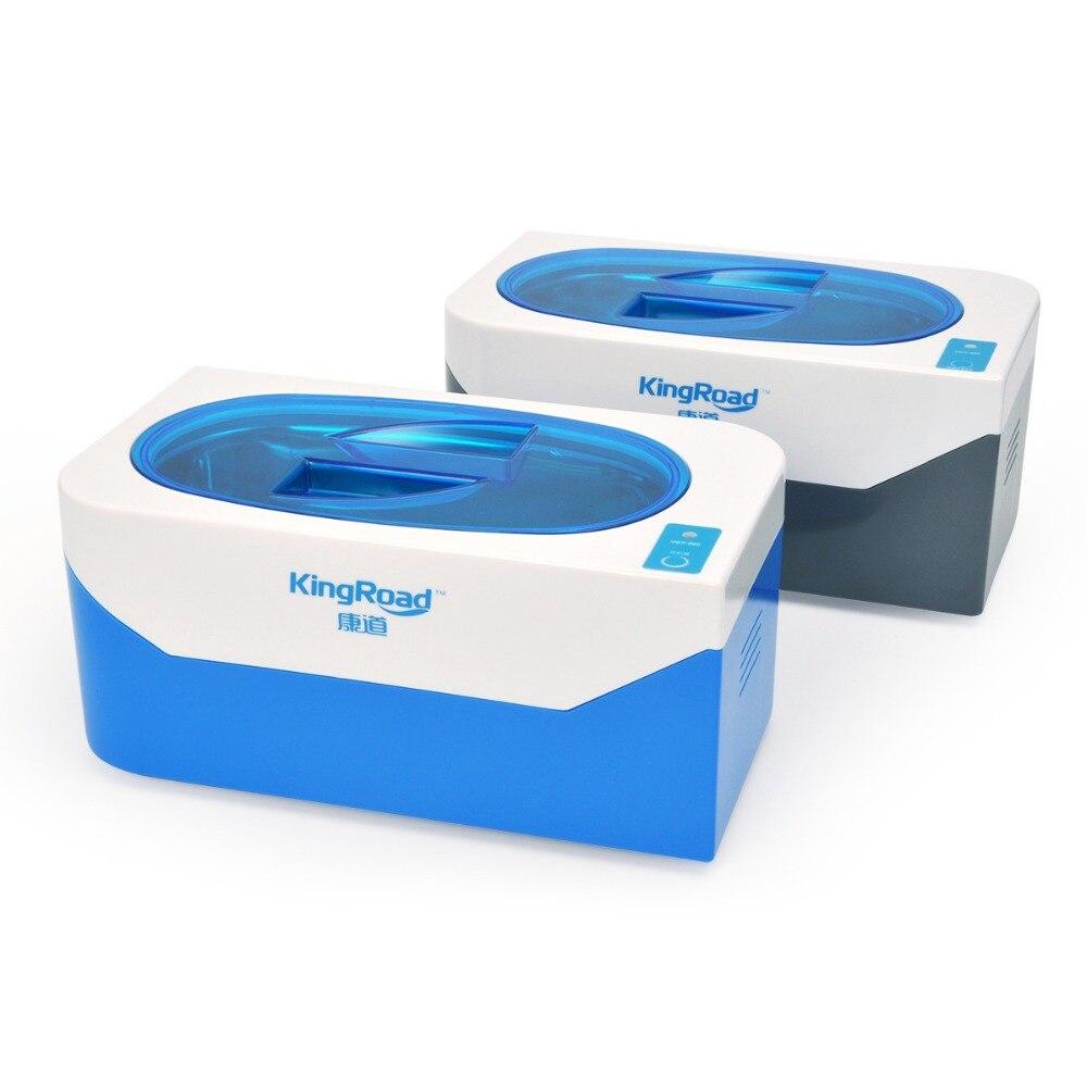 Glazen ultrasone reinigingsmachine VGT-900 Manicure sieraden - Huishoudapparaten - Foto 2