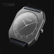 Brand New Simple luxury TOMI Fashion Casual Male Elegant female Clock Man woman Lady Wrist Watches dress Wristwatch reloj Gift