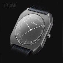Brand New Simple luxury TOMI Fashion Casual Male Elegant female Clock Man woman Lady Wrist Watches dress Wristwatch reloj Gift