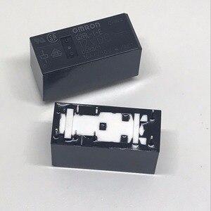 Image 4 - จัดส่งฟรีต้นฉบับ Omron รีเลย์ 10 ชิ้น/ล็อต G2RL 1 E 12VDC G2RL 1 E DC12V G2RL 1 E 12V G2RL 1 E 12VDC