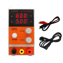 Laboratory power supply mini NPS605D 60V5A Adjustable Digital DC Power Supply  Power Supply For Phone Computer Maintenance power supply for t128k n375e 01 l375e s0 t122k t310 well tested working