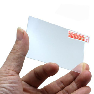 Image 3 - 캐논 EOS R EOSR 카메라 LCD 디스플레이 화면 보호 필름 가드 보호를위한 강화 유리 보호대 가드 커버