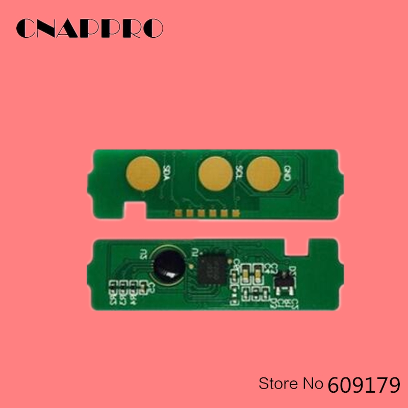 4PCS CLT-403 CLT430S printer chip for samsung SL C432 C436 C485 485FW SL 486W CLT 403S 403 toner cartridge chips цена