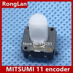 Image 2 - [BELLA]Sound volume potentiometer encoder Mitsumi MITSUMI 11 encoder [ step 24 points ]  10PCS/LOT
