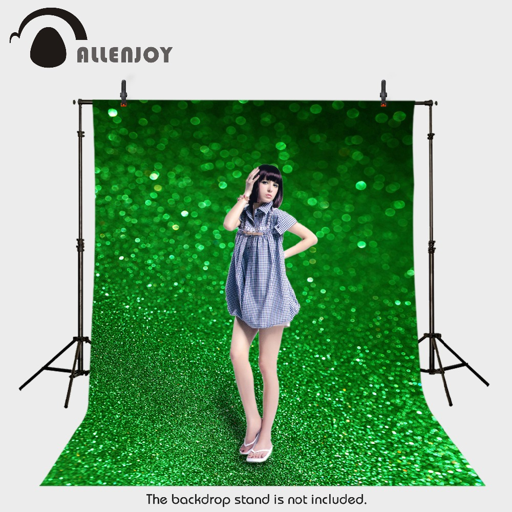 Background photography vinyl backdrop Green Christmas blur of light for a photo shoot photographic camera абажур 7772 2 matcream е27 40вт