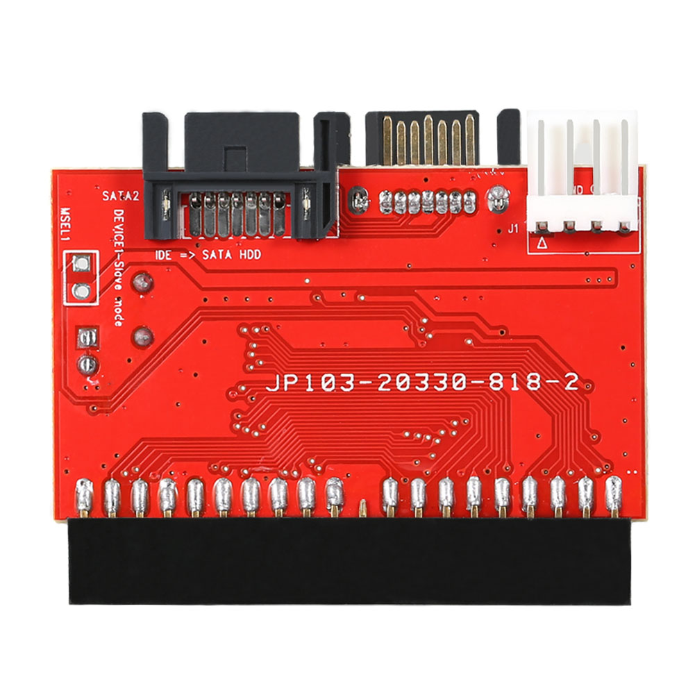 2 in 1 IDE to SATA / SATA to IDE Adapter Converter Support Serial ATA SL@88 ide