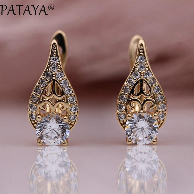 Earrings Women Wedding Fine Cute Fashion Jewelry 1
