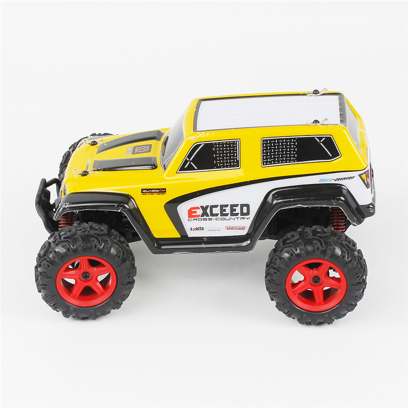 FQ 9014 1/24 2.4G 4WD RC Racing Car Full Scale High Speed Off-Road Racer Model Vehicle Toys