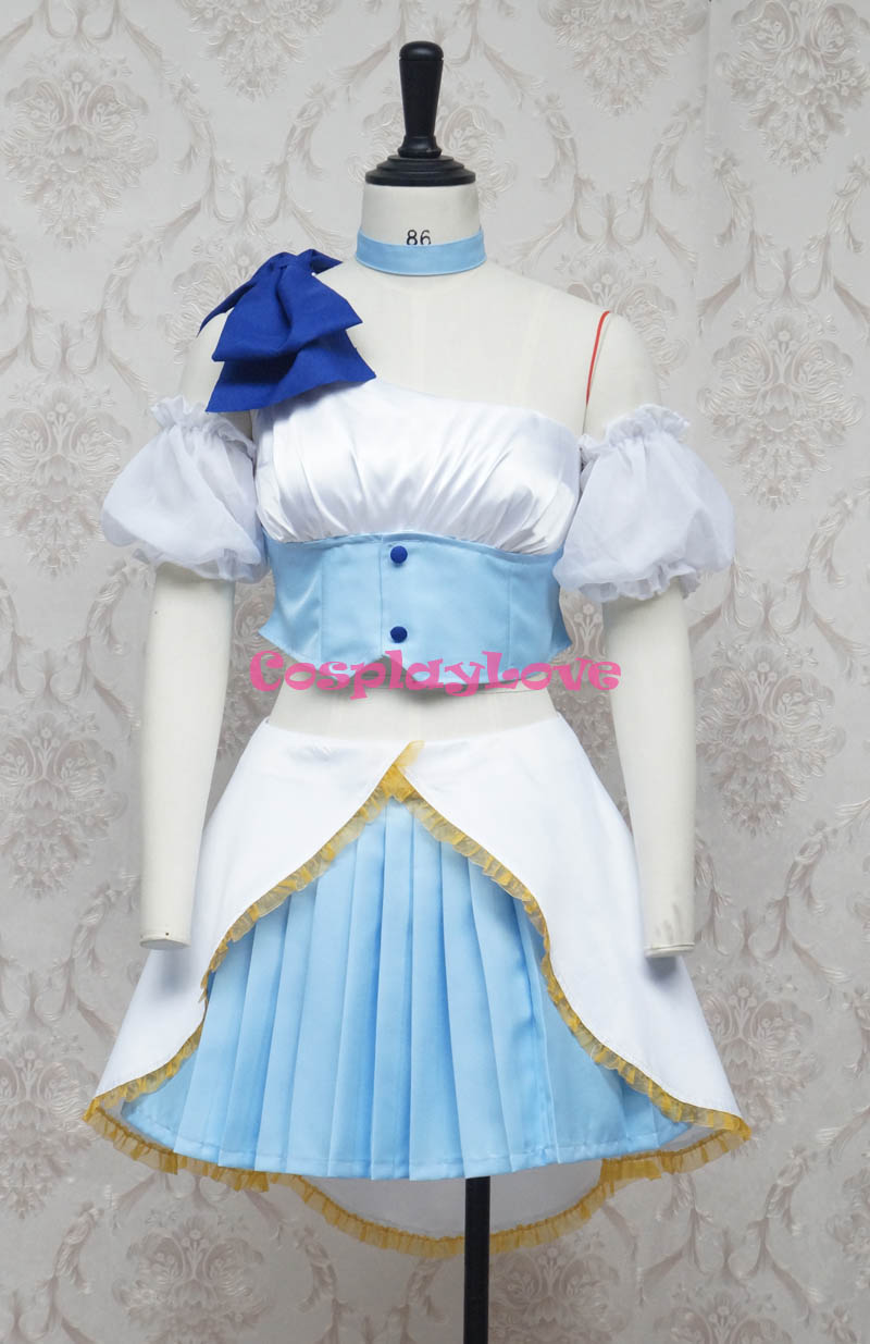 Magical Girl Ore Magical Girl Sakuyo Mikage Female Cosplay Costume Custom Made For Halloween Christmas CosplayLove