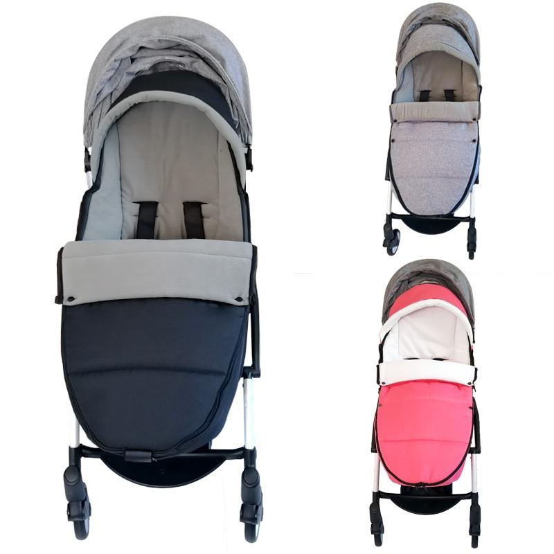 Baby Sleeping Bag Winter Footmuff Reveal Feet Windproof Cover Bilateral Zipper Warm Sleepsacks Baby Blanket Swaddling Warp 3~24M