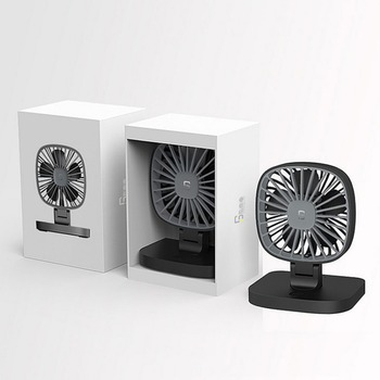 Low Noise Electric Fan Cooler Summer Fan for Car Truck Low Noise Electric Fan Cooler Summer Fan for Car Truck New image