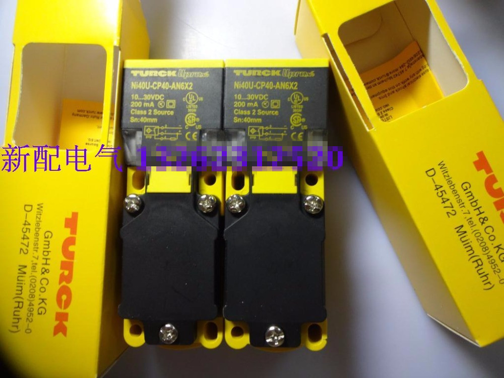 Original new 100% special selling high precision new sensor BI15-CP40-FDZ30X2 proximity switchOriginal new 100% special selling high precision new sensor BI15-CP40-FDZ30X2 proximity switch
