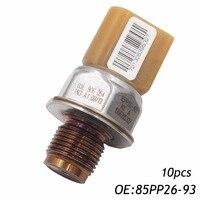 10PCS 85PP26 93 Fuel Rail High Pressure Sensor 03L906054A For Audi A3 A5 A6 Q5 Beelt