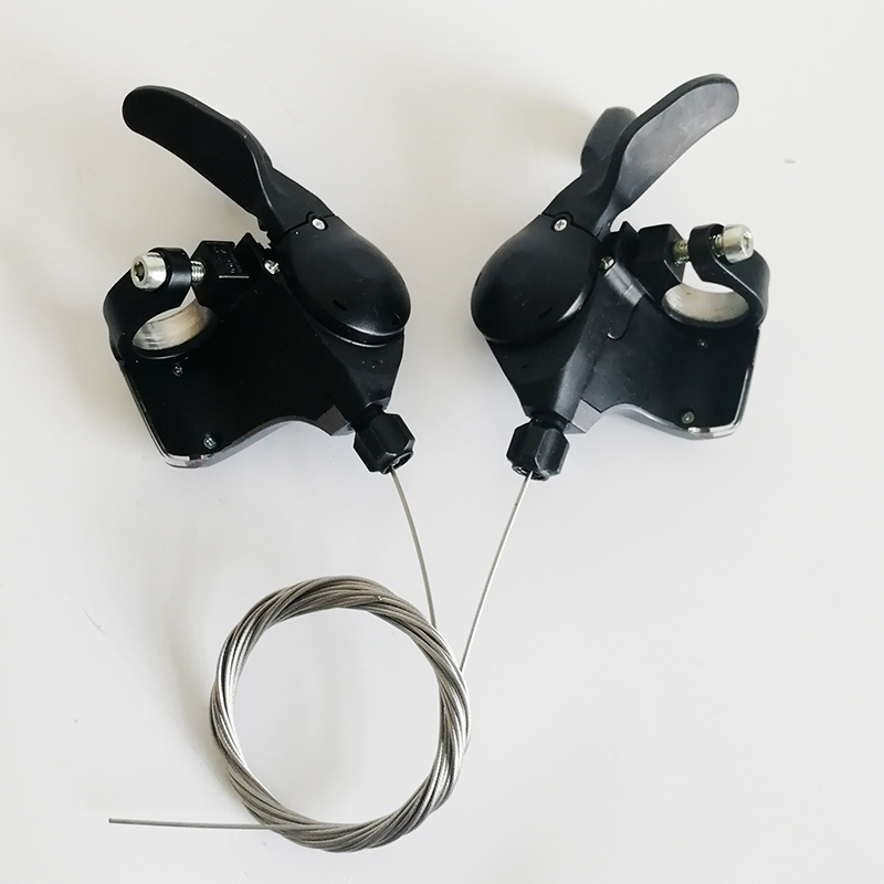 Shimano Claris SL-2400 2403 Bike Shifters 3x8 Speed Shift Levers Left//Right//Pair