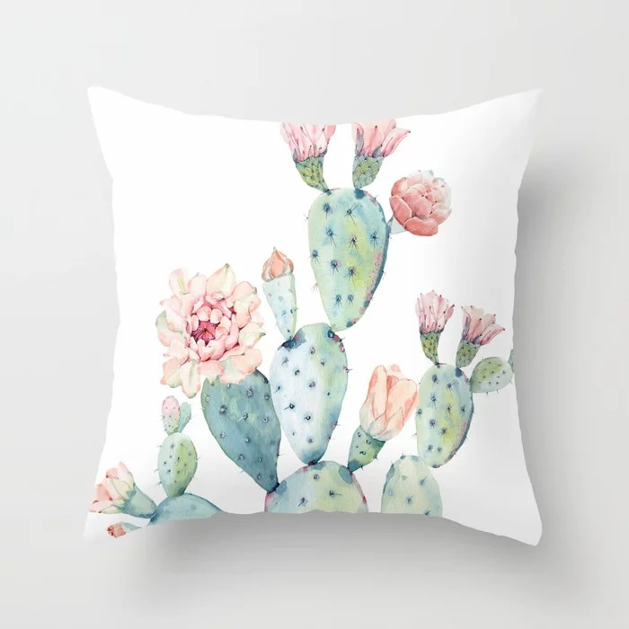 cactus-2-white-society6-buyart
