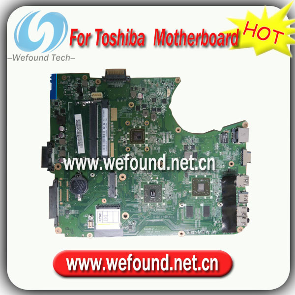 все цены на  100% Working Laptop Motherboard for toshiba A000081340 L750D Series Mainboard,System Board  онлайн