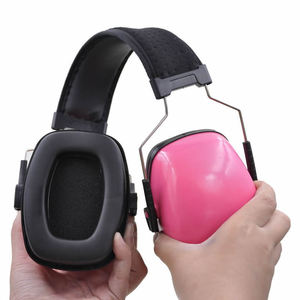 Image 5 - New Color Head Earmuffs Anti noise Ear Protector For Kids/Adults Study Work Sleep Hearing Protection With Adjustable Headband