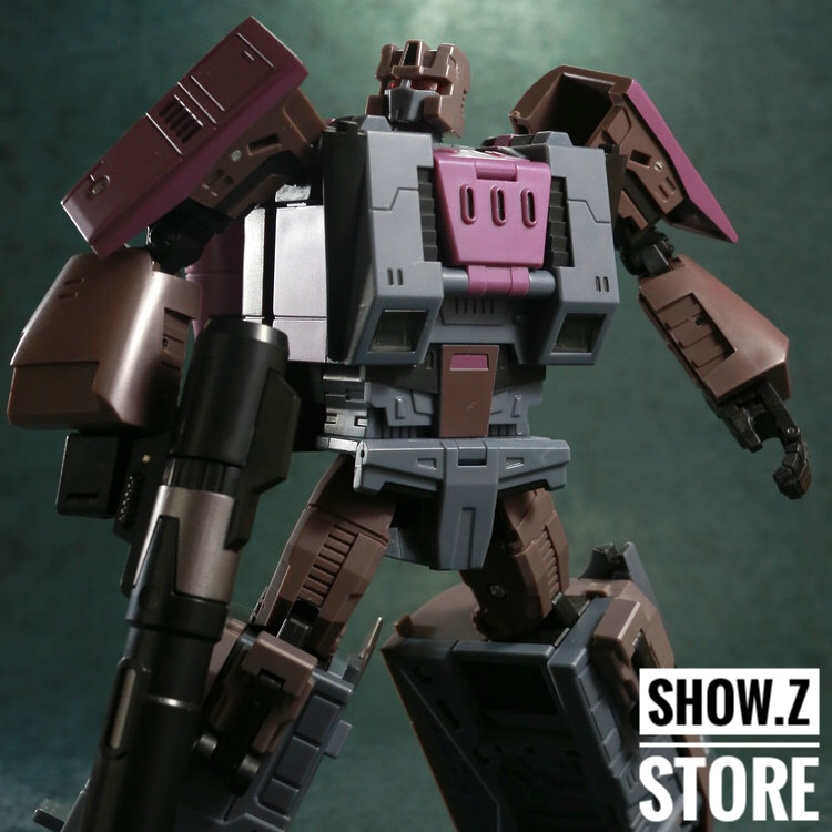 все цены на [Show.Z Store] Unique Toys UT M-04 Broodlord Lashlayer Blast Off Transformation Action Figure онлайн