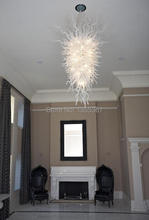 Free Shipping High Ceiling Home Craft Decoration Contemporary Chandelier