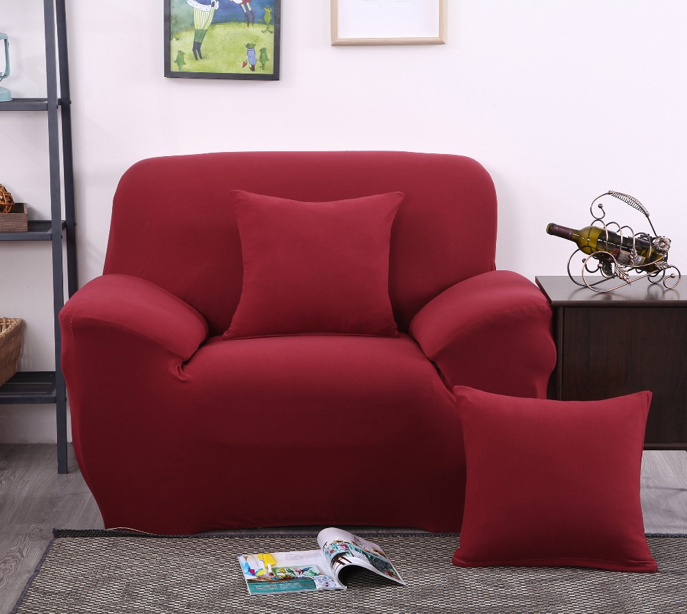 Colorful Sofa Cover Sofa Slipcovers Cheap Wrap Tight Sofa