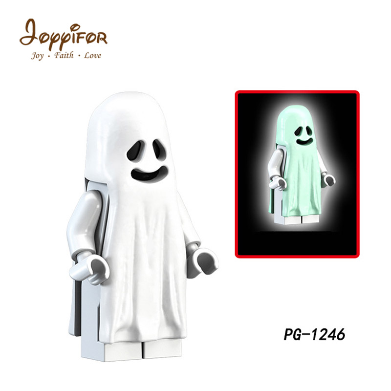 Joyyifor New Lot Compatible Toy Story Legoinglys Death  Noctilucent  Best Gift To Children