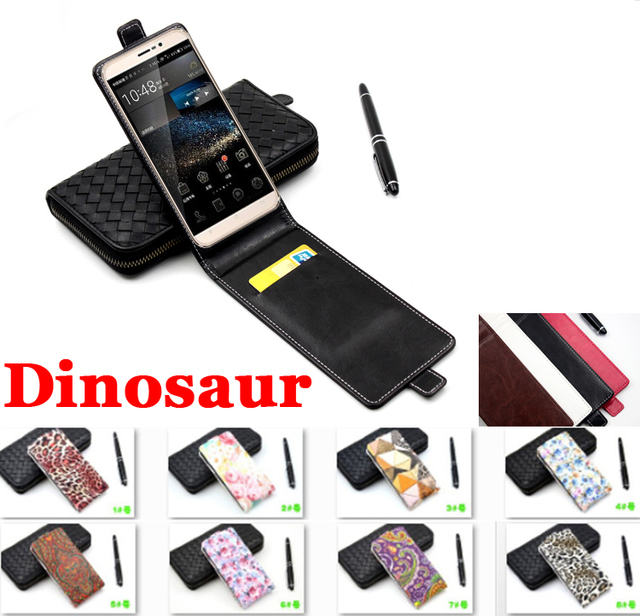 Leopard For Cubot Dinosaur Case Brand Luxury Leather Covers For Cubot Dinosaur Phone Cover Business Flip Style Free Shipping