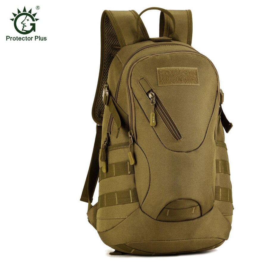 Sac à dos militaire tactique Durable 20L à l'extérieur du Sport petit sac à dos de voyage Camouflage imperméable sac à dos armée d'alpinisme
