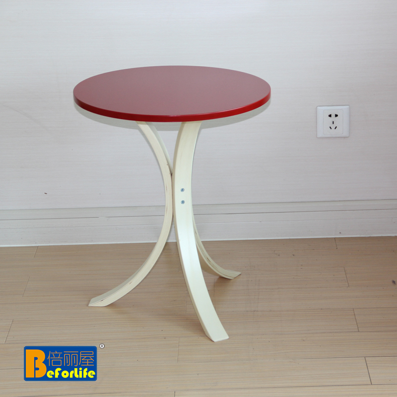 IKEA Shipping Small Coffee Table Round Wooden Table Telephone Table Side  Table Small Dining Table Round Table Simple And Stylish In Coffee Tables  From ...