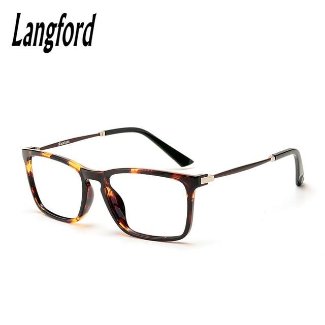 Spectacle full frames rectangular frames Big eyeglasses High Quality ...