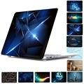 Сетевые технологии бизнес Шаблон Печати сумка для Ноутбука Для Macbook Air 13 Pro 13 Pro 15 Retina 12 с Клавиатурой Обложка + Dustplug