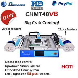 110 v Bancada CHMT48VA ou CHMT48VB pick and place máquina