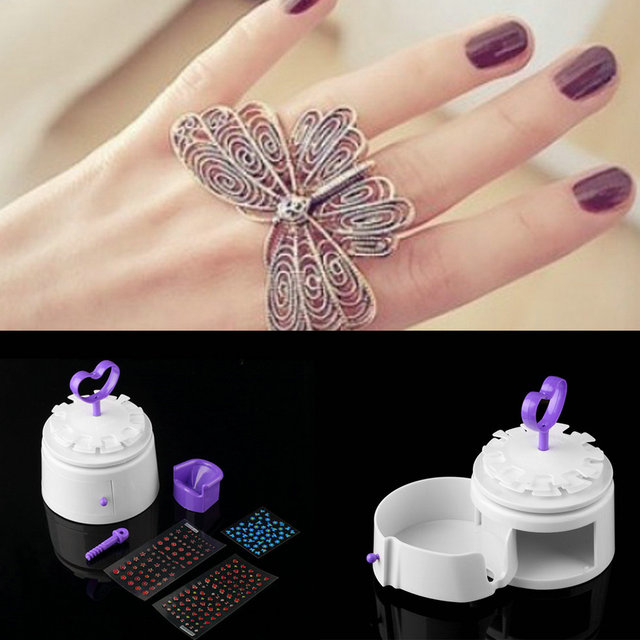 Aliexpress.com : Buy Nail Art Supply Perfect Kit Creative Design ...