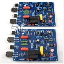 Reunidos QUAD405 POWER Audio Tablero Del Amplificador (incluyen 2 Bordo Como Cuadro Demostrado)