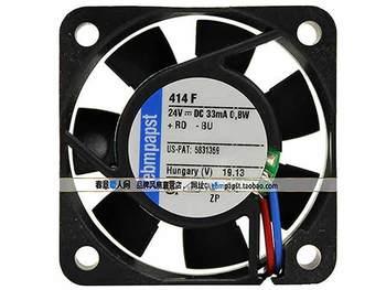 ebm-papst 414F DC 24V 0.8W 40x40x10mm Server Cooling Fan