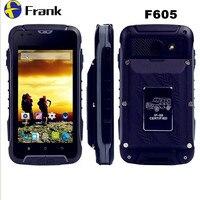 Original JEEP F605 IP68 Phone Rugged Waterproof MTK6572 Dual Core 512MB RAM 4GB ROM 4 5
