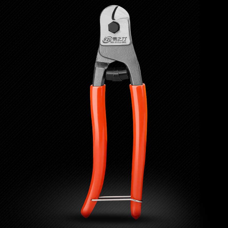 ברמה תעשייתית כבל חותך חוט חיתוך יד כלים מקצועי