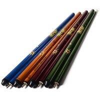 CUESOUL 48 inch Junior Kid Billiard Cue Stick with Colorful Design