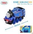 1: 64 новый стиль литья 1: 64 Литой модели Томас и Его друзья с крюком trainmaster belle