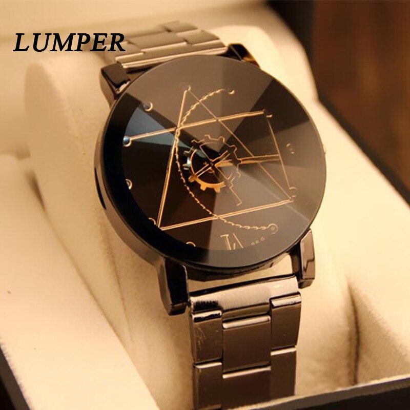 Tike Toke 2017 New Luxury Watch Fashion Stainless Steel Watch Quartz Analog Watch For Man Orologio Uomo Hot Sales