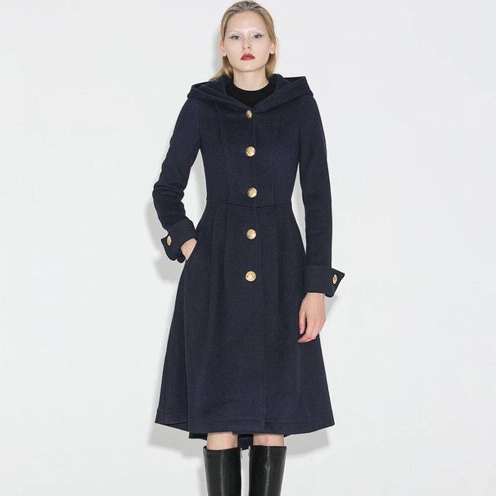 c7bcc0f485 2018-Hiver-Vintage-Office-Lady-Femmes -Manteaux-Slim-Capuche-Plaine-Bouton-Femelle-De-Mode-Marine-R.jpg