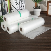 2roll Lot 15cm 500cm Long Vacuum Bags In Roll Cut Any Length Depend On Foods Sizes