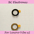 For Lenovo Vibe x2 Camera Glass Lens Mobile Parts Replacement Free Shipping;5PCS/LOT