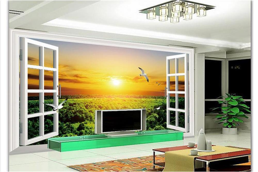 Compare prices on latest wallpaper online shopping buy for Custom mural cost