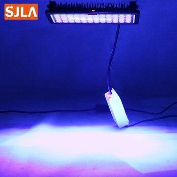 395nm Led UV GEL Curing Lamp Printing Machine Ink Paint Silk Screen Printing Version Ultraviolet Cure Metal Black Light цена 2017